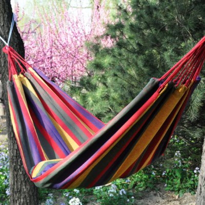 Portable Camping Canvas Hammocks