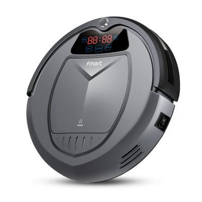 Fmart E - R310A Smart Robotic Vacuum Cleaner Cordless Sweeping Cleaning Machine Self-recharging Timing Function Automati