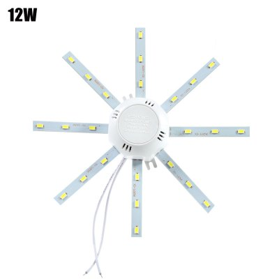 12W 24 x SMD 5730 960Lm Octagonal LED Ceiling Lamp