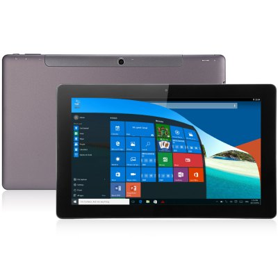 Teclast Tbook 11 2 in 1 Ultrabook Tablet PCTablet PCs<br>Teclast Tbook 11 2 in 1 Ultrabook Tablet PC<br><br>Brand: Teclast<br>Type: Ultrabook<br>OS: Android 5.1,Windows 10<br>CPU Brand: Intel<br>CPU: Cherry Trail Z8300<br>GPU: Intel HD Graphic(Gen8)<br>Core: 1.44GHz,Quad Core<br>RAM: 4GB<br>ROM: 64GB<br>External Memory: TF card up to 128GB (not included)<br>Support Network: WiFi<br>WIFI: 802.11b/g/n wireless internet<br>Bluetooth: Yes<br>Screen type: Capacitive,IPS,Retina<br>Screen size: 10.6 inch<br>Screen resolution: 1920 x 1080 (FHD)<br>Camera type: Dual cameras (one front one back)<br>Back camera: 2.0MP<br>Front camera: 2.0MP<br>TF card slot: Yes<br>Micro USB Slot: Yes<br>Micro HDMI: Yes<br>3.5mm Headphone Jack: Yes<br>Battery Capacity(mAh): 3.8V/7500mAh<br>AC adapter: 100-240V 5V 2.5A<br>G-sensor: Supported<br>Skype: Supported<br>Youtube: Supported<br>Speaker: Supported<br>MIC: Supported<br>Google Play Store: Supported<br>Picture format: BMP,GIF,JPEG,JPG,PNG<br>Music format: MP3,WAV,WMA<br>Video format: 4K (4096 x 2160 px),MP4<br>MS Office format: Excel,PPT,Word<br>E-book format: PDF,PowerPoint,TXT,Word<br>Pre-installed Language: Windows OS is built-in Chinese and English, and other languages need to be downloaded by WiFi. Android OS supports multi-language<br>Additional Features: Bluetooth,Gravity Sensing System,HDMI,MP3,MP4,Wi-Fi<br>Product size: 27.50 x 16.97 x 0.84 cm / 10.83 x 6.68 x 0.33 inches<br>Package size: 36.00 x 20.00 x 5.00 cm / 14.17 x 7.87 x 1.97 inches<br>Product weight: 0.625 kg<br>Package weight: 1.120 kg<br>Tablet PC: 1<br>OTG Cable: 1<br>USB Cable: 1