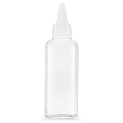 5pcs 100ml Capacity E-liquid Bottle