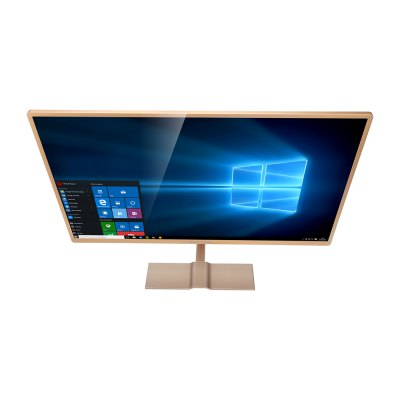 Onda P280 G2 All In One PC DesktopAll-in-One Computers<br>Onda P280 G2 All In One PC Desktop<br><br>3.5mm Headphone Jack: Yes<br>AC adapter: 110-240V 12V 6.5A<br>Audio Jack: Yes<br>Bluetooth: 4.0<br>Brand: Onda<br>Caching: 3MB L3 Cache<br>CD Driver Type: Not Supported<br>Color: Golden<br>Computer: 1<br>Core: Dual Core, 3.3GHz<br>CPU: Intel Pentium G3260<br>CPU Brand: Intel<br>CPU Series: Intel Pentium<br>DC Jack: Yes<br>Display Ratio: 16:9<br>Graphics Chipset: Intel HD Graphics<br>Graphics Type: Integrated Graphics<br>Hard Disk Memory: 120GB SSD<br>LAN Card: Yes<br>MIC: Supported<br>Model: P280 G2<br>OS: DOS<br>Package size: 64.00 x 51.00 x 19.00 cm / 25.2 x 20.08 x 7.48 inches<br>Package weight: 6.500 kg<br>Power Adaptor: 1<br>Power Cable: 1<br>Power Consumption: 53W<br>Process Technology: 22nm<br>Product size: 32.00 x 54.80 x 4.50 cm / 12.6 x 21.57 x 1.77 inches<br>Product weight: 4.000 kg<br>RAM: 4GB<br>RAM Slot Quantity: One<br>RAM Type: DDR3<br>RJ45 connector: Yes<br>Screen resolution: 1920 x 1080 (FHD)<br>Screen size: 23.8 inch<br>Screen type: IPS<br>Speaker: Supported<br>Standard HDMI: Yes<br>Threading: 2<br>USB Host: Yes  2xUSB2.0+2 xUSB3.0<br>WIFI: 802.11b/g/n wireless internet<br>Wireless Keyboard: 1<br>Wireless Mouse: 1<br>WLAN Card: Yes