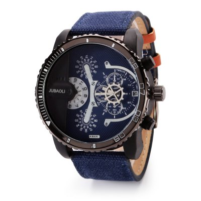 JUBAOLI 1141 Casual Male Quartz Watch