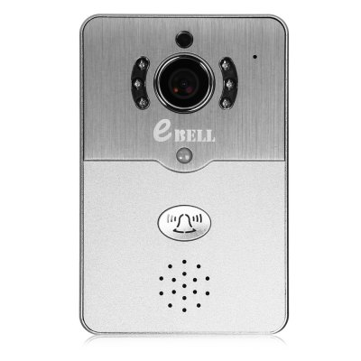 eBELL ATZ - DBV01P Smart WiFi IP Doorbell