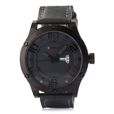 CURREN 8251 Casual Date Day Display Men Quartz WatchMens Watches<br>CURREN 8251 Casual Date Day Display Men Quartz Watch<br><br>Available Color: Brown,Coffee,Gray,Red,Yellow<br>Band material: Leather<br>Band size: 26 x 2.4 cm / 10.24 x 0.84 inches<br>Brand: Curren<br>Case material: Stainless Steel<br>Clasp type: Pin buckle<br>Dial size: 4.8 x 4.8 x 1.4 cm / 1.89 x 1.89 x 0.55 inches<br>Display type: Analog<br>Movement type: Quartz watch<br>Package Contents: 1 x CURREN 8251 Casual Men Quartz Watch, 1 x Box<br>Package size (L x W x H): 8.80 x 8.00 x 5.30 cm / 3.46 x 3.15 x 2.09 inches<br>Package weight: 0.143 kg<br>Product size (L x W x H): 26.00 x 4.80 x 1.40 cm / 10.24 x 1.89 x 0.55 inches<br>Product weight: 0.084 kg<br>Shape of the dial: Round<br>Special features: Date, Day<br>Watch style: Casual<br>Watches categories: Male table<br>Water resistance : Life water resistant<br>Wearable length: 19.2 - 23.5 cm / 7.56 - 9.25 inches