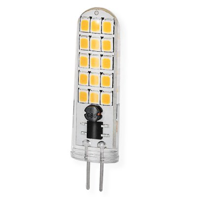 10PCS FLYLI Dimmable LED Corn BulbLED Bi-pin Lights<br>10PCS FLYLI Dimmable LED Corn Bulb<br><br>Angle: 360 degree<br>Available Light Color: Warm White<br>Emitter Types: SMD 2835<br>Features: Energy Saving, Long Life Expectancy, Dimmable, Low Power Consumption<br>Function: Outdoor lighting,  including building and landscape beautification,  stage lighting,  public places, Outdoor Lighting, Commercial Lighting, Home Lighting, Studio and Exhibition Lighting,  playing fields<br>Holder: G4<br>Luminous Flux: 230 - 250Lm<br>Output Power: 3W<br>Package Contents: 10 x FLYLI LED Corn Bulb<br>Package size (L x W x H): 8.50 x 3.40 x 5.90 cm / 3.35 x 1.34 x 2.32 inches<br>Package weight: 0.081 kg<br>Product size (L x W x H): 0.90 x 0.60 x 4.90 cm / 0.35 x 0.24 x 1.93 inches<br>Product weight: 0.005 kg<br>Total Emitters: 30<br>Type: Corn Bulbs<br>Voltage (V): AC/DC 12V