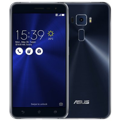 gearbest Asus ZenFone 3 (ZE552KL)  Snapdragon 625 MSM8953 2.0GHz 8コア LAKE BLUE(レイクブルー)
