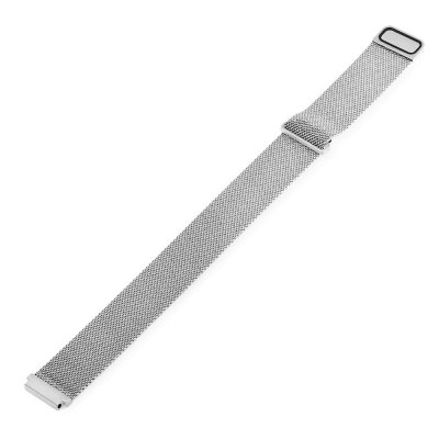 Silver Milanese Net Strap for Huawei Smart WatchWatch Accessories<br>Silver Milanese Net Strap for Huawei Smart Watch<br><br>Type: Smart watch / wristband band<br>Material: Stainless Steel<br>Color: Silver<br>Product weight: 0.029 kg<br>Package weight: 0.052 kg<br>Product size (L x W x H): 22.50 x 2.40 x 0.80 cm / 8.86 x 0.94 x 0.31 inches<br>Package size (L x W x H): 13.00 x 3.40 x 1.80 cm / 5.12 x 1.34 x 0.71 inches<br>Package Contents: 1 x Milanese Strap