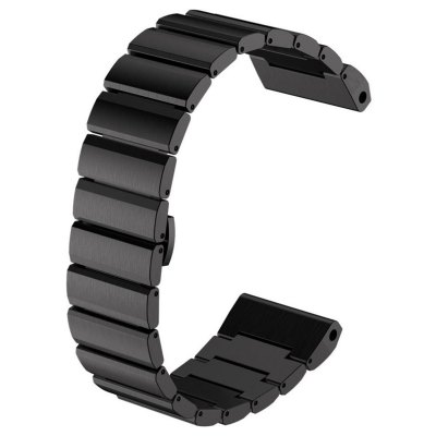 Butterfly Clasp Watch Strap for Garmin Fenix 3