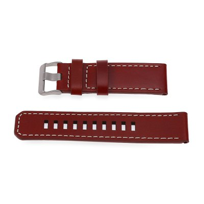 Genuine Leather Watch Strap for Garmin Fenix 3Watch Accessories<br>Genuine Leather Watch Strap for Garmin Fenix 3<br><br>Color: Brown<br>Material: Genuine Leather<br>Package Contents: 1 x Strap, 2 x Mini Screwdriver<br>Package size (L x W x H): 19.00 x 6.00 x 2.00 cm / 7.48 x 2.36 x 0.79 inches<br>Package weight: 0.048 kg<br>Product size (L x W x H): 18.00 x 3.00 x 1.00 cm / 7.09 x 1.18 x 0.39 inches<br>Product weight: 0.024 kg<br>Type: Smart watch / wristband band