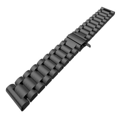 Three Bead Watch Strap for Garmin Fenix 3Watch Accessories<br>Three Bead Watch Strap for Garmin Fenix 3<br><br>Color: Black,Gold,Rose Gold,Silver<br>Material: Stainless Steel<br>Package Contents: 1 x Strap, 2 x Mini Screwdriver<br>Package size (L x W x H): 18.20 x 5.00 x 2.30 cm / 7.17 x 1.97 x 0.91 inches<br>Package weight: 0.120 kg<br>Product size (L x W x H): 17.20 x 2.30 x 1.30 cm / 6.77 x 0.91 x 0.51 inches<br>Product weight: 0.097 kg<br>Type: Smart watch / wristband band