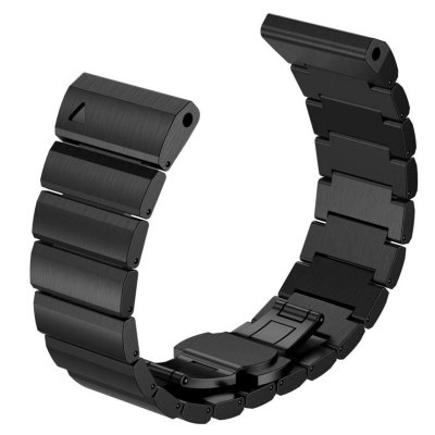 Butterfly Clasp Watch Strap for Garmin Fenix 3Watch Accessories<br>Butterfly Clasp Watch Strap for Garmin Fenix 3<br><br>Color: Black,Gold,Rose Gold,Silver<br>Material: Stainless Steel<br>Package Contents: 1 x Strap, 2 x Mini Screwdriver<br>Package size (L x W x H): 19.60 x 5.00 x 1.90 cm / 7.72 x 1.97 x 0.75 inches<br>Package weight: 0.1560 kg<br>Product size (L x W x H): 18.60 x 2.60 x 0.90 cm / 7.32 x 1.02 x 0.35 inches<br>Product weight: 0.1340 kg<br>Type: Smart watch / wristband band