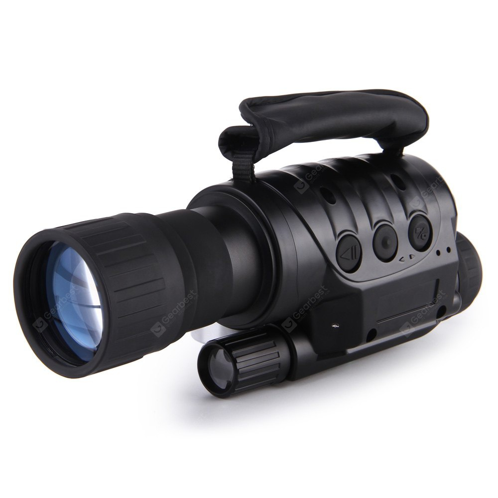 Gearbest 77 - 6X Infrared Multilayer Coating Night Vision Telescope