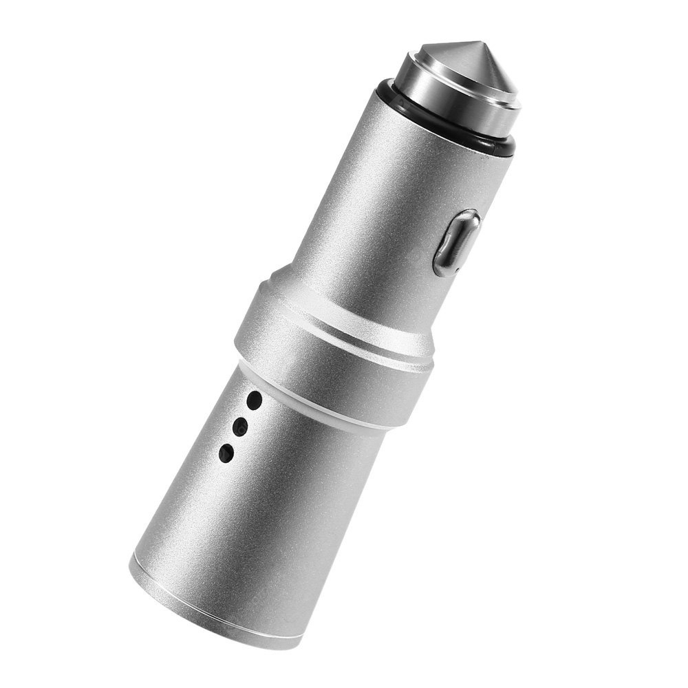 SEZU Tower Pattern Car Charger Adapter