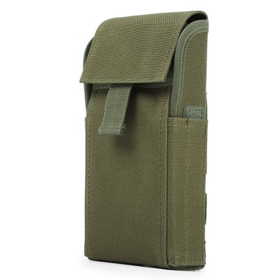 Outdoor Portable Water Resistant Nylon 25-hole Tactical Pouch