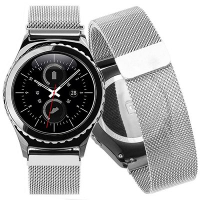 Classic Milanese Strap for Samsung S2 Smart Watch