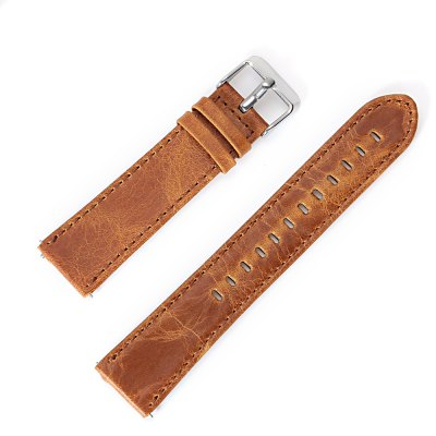 Crazy Horse Leather Strap for Samsung Gear S2 Smart Watch