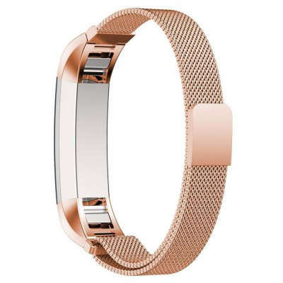 Milanese Strap for Fitbit Alta Smart WatchWatch Accessories<br>Milanese Strap for Fitbit Alta Smart Watch<br><br>Type: Smart watch / wristband band<br>Material: Stainless Steel<br>Color: Black,Blue,Brown,Gold,Pink,Rose Gold,Silver<br>Product weight: 0.037 kg<br>Package weight: 0.060 kg<br>Product size (L x W x H): 20.50 x 1.50 x 1.30 cm / 8.07 x 0.59 x 0.51 inches<br>Package size (L x W x H): 21.50 x 2.50 x 2.30 cm / 8.46 x 0.98 x 0.91 inches<br>Package Contents: 1 x Strap