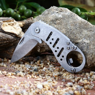Outdoor Folding Mini Pocket Knife with Bottle Opener FunctionPocket Knives and Folding Knives<br>Outdoor Folding Mini Pocket Knife with Bottle Opener Function<br><br>Blade Length: 4.8cm<br>Blade Length Range: 0.01cm-5cm<br>Blade Material: Stainless steel<br>Blade Width : 2.2cm<br>Clip Length: 5cm<br>Color: Black,Silver<br>For: Travel, Home use, Hiking, Camping<br>Handle Material: Stainless steel<br>Lock Type: No lock<br>Package Contents: 1 x Foldable Knife<br>Package size (L x W x H): 8.50 x 3.00 x 1.00 cm / 3.35 x 1.18 x 0.39 inches<br>Package weight: 0.100 kg<br>Product size (L x W x H): 13.20 x 3.20 x 1.00 cm / 5.2 x 1.26 x 0.39 inches<br>Product weight: 0.060 kg<br>Unfold Length: 13.2cm