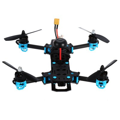 M285 285mm FPV Racing Drone - PNPBrushless FPV Racer<br>M285 285mm FPV Racing Drone - PNP<br><br>Channel: No Transmitter<br>Package Contents: 1 x Quadcopter, 8 x Propeller, 1 x Battery Strap, 1 x English Manual<br>Package size (L x W x H): 42.00 x 19.00 x 10.00 cm / 16.54 x 7.48 x 3.94 inches<br>Package weight: 0.7870 kg<br>Product size (L x W x H): 26.00 x 25.50 x 6.50 cm / 10.24 x 10.04 x 2.56 inches<br>Product weight: 0.3890 kg<br>Remote Control: Radio Control<br>Type: Frame Kit<br>Video Resolution: 700TVL ( color ), 800TVL ( black and white )