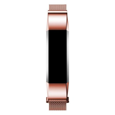 Milanese Strap for Fitbit Alta Smart WatchWatch Accessories<br>Milanese Strap for Fitbit Alta Smart Watch<br><br>Color: Black,Blue,Brown,Gold,Pink,Rose Gold,Silver<br>Material: Stainless Steel<br>Package Contents: 1 x Strap<br>Package size (L x W x H): 21.50 x 2.50 x 2.30 cm / 8.46 x 0.98 x 0.91 inches<br>Package weight: 0.060 kg<br>Product size (L x W x H): 20.50 x 1.50 x 1.30 cm / 8.07 x 0.59 x 0.51 inches<br>Product weight: 0.037 kg<br>Type: Smart watch / wristband band