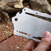 Outdoor Portable Stainless Steel Multifunctional Tool Card deal
