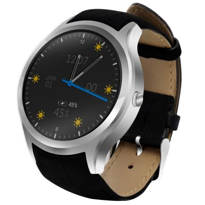 NO.1 D5+ Android 5.1 1.3 inch 3G Smartwatch Phone