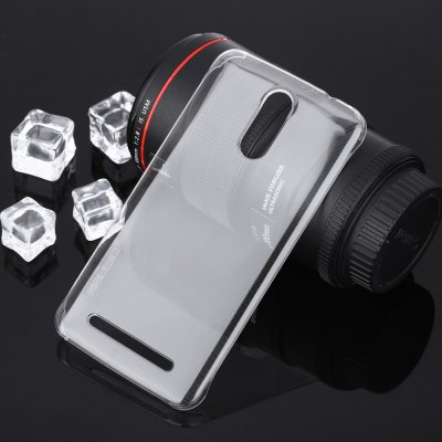 OCUBE Transparent PC Phone Back Case for Homtom HT17