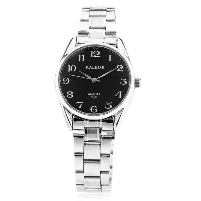 KALBOR 8021 Business Lady Numeral Scale Quartz WatchWomens Watches<br>KALBOR 8021 Business Lady Numeral Scale Quartz Watch<br><br>Available Color: Black,White<br>Band material: Stainless Steel<br>Band size: 20.6 x 1.5 cm / 8.11 x 0.59 inches<br>Case material: Stainless Steel<br>Clasp type: Folding clasp with safety<br>Dial size: 3 x 3 x 0.8 / 1.18 x 1.18 x 0.31 inches<br>Display type: Analog<br>Movement type: Quartz watch<br>Package Contents: 1 x KALBOR 8021 Business Lady Quartz Watch<br>Package size (L x W x H): 13.00 x 5.00 x 2.00 cm / 5.12 x 1.97 x 0.79 inches<br>Package weight: 0.097 kg<br>Product size (L x W x H): 20.60 x 3.00 x 0.80 cm / 8.11 x 1.18 x 0.31 inches<br>Product weight: 0.062 kg<br>Shape of the dial: Round<br>Watch style: Business<br>Watches categories: Female table<br>Water resistance : Life water resistant