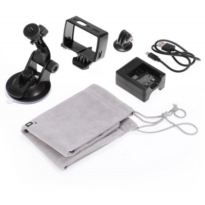Frame Case Battery Charger 1/4 Adapter Car Stand Storage Bag