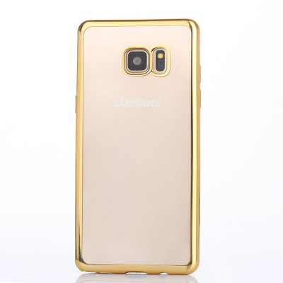 ASLING TPU Soft Protective Back Case for Samsung Note 7
