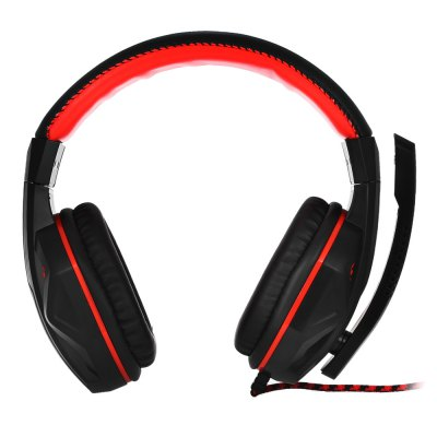 OVANN Pro Gaming Headset with Revolution Volume Control