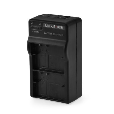 LINGLE Y2 - 20 Battery Charger Kit for YI II
