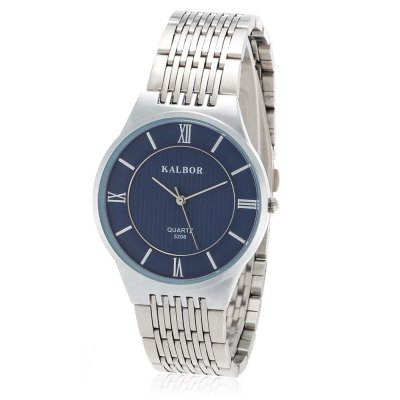 KALBOR 5208 Business Men Ultra-thin Dial Quartz Watch