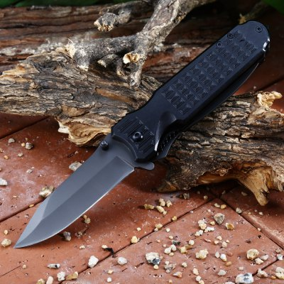 PA43 Multifunctional Liner Lock Folding Large Pocket Knife with Clip