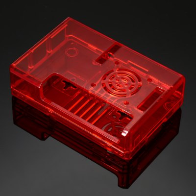 Practical ABS Case for Raspberry Pi 3B / 2B / B+Raspberry Pi<br>Practical ABS Case for Raspberry Pi 3B / 2B / B+<br><br>Package Contents: 1 x ABS Enclosure Case, 5 x Screw, 1 x Rubber Feet Cap<br>Package Size(L x W x H): 12.00 x 8.00 x 4.50 cm / 4.72 x 3.15 x 1.77 inches<br>Package weight: 0.050 kg<br>Product Size(L x W x H): 9.00 x 6.00 x 3.00 cm / 3.54 x 2.36 x 1.18 inches<br>Product weight: 0.033 kg<br>Type: ABS Enclosure Case