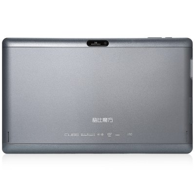 Cube I10 Android4.4 + Win10 Ultrabook Tablet PCTablet PCs<br>Cube I10 Android4.4 + Win10 Ultrabook Tablet PC<br><br>Brand: Cube<br>Type: Ultrabook<br>OS: Android 4.4,Windows 10<br>CPU Brand: Intel<br>CPU: Z3735<br>GPU: Intel HD Graphic(Gen7)<br>Core: 1.8GHz,Quad Core<br>RAM: 2GB<br>ROM: 32GB<br>Support Network: WiFi<br>WIFI: 802.11b/g/n wireless internet<br>Bluetooth: Yes<br>Screen type: Capacitive (10-Point),IPS<br>Screen size: 10.6 inch<br>Screen resolution: 1366 x 768<br>Camera type: Dual cameras (one front one back)<br>Back camera: 2.0MP<br>Front camera: 0.3MP<br>Video recording: Yes<br>TF card slot: Yes<br>USB Host: Yes<br>Mini HDMI: Yes<br>3.5mm Headphone Jack: Yes<br>Battery / Run Time (up to): 6 hours video playing time<br>AC adapter: 100-240V 5V 2A<br>G-sensor: Supported<br>Skype: Supported<br>Youtube: Supported<br>Speaker: Supported<br>MIC: Supported<br>Picture format: BMP,GIF,JPEG,PNG<br>Music format: AAC,AC3,MP3,WAV,WMA<br>Video format: 1080P,3GP,AVI,MP4,RMVB,WMV<br>MS Office format: Excel,PPT,Word<br>E-book format: PDF,TXT<br>3D Games: Supported<br>Languages: English,French,German,Italian,Russian,Spanish<br>Note: If you need any specific language other than English and you must leave us a message when you checkout<br>Additional Features: 3G,Bluetooth,Browser,E-book,HDMI,MP3,MP4,OTG,Sound Recorder,WAP,Wi-Fi<br>Product size: 27.80 x 17.00 x 0.90 cm / 10.94 x 6.69 x 0.35 inches<br>Package size: 31.20 x 22.00 x 5.00 cm / 12.28 x 8.66 x 1.97 inches<br>Product weight: 0.580 kg<br>Package weight: 1.066 kg<br>Tablet PC: 1<br>Charger: 1<br>USB Cable: 1<br>User Manual (Chinese - English): 1