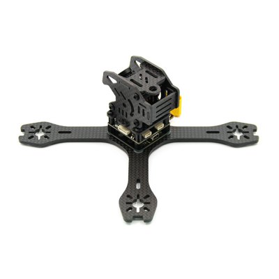 GB - 155 Carbon Fiber DIY Frame Kit with SP Racing F3 ACRO 6DOF FCBrushless FPV Racer<br>GB - 155 Carbon Fiber DIY Frame Kit with SP Racing F3 ACRO 6DOF FC<br><br>Brand: DYS<br>Camera Pixels: 600TVL<br>KV: 4000<br>Package Contents: 1 x Frame Kit, 1 x Flight Controller, 1 x Antenna, 1 x Camera, 1 x Transmitter, 4 x Motor, 4 x ESC, 1 x Goggles, 2 x CW Blade, 2 x CCW Blade<br>Package size (L x W x H): 37.00 x 27.00 x 8.00 cm / 14.57 x 10.63 x 3.15 inches<br>Package weight: 1.0000 kg<br>Product size (L x W x H): 15.00 x 15.00 x 5.00 cm / 5.91 x 5.91 x 1.97 inches<br>Product weight: 0.9000 kg<br>Type: Frame Kit<br>Video Standards: PAL
