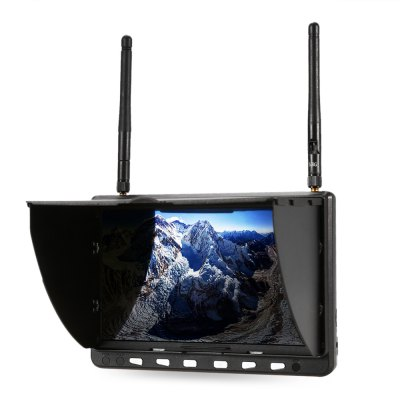 7 inch 5.8GHz 40CH FPV Monitor Display Screen Set