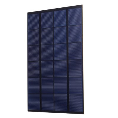 SUNWALK 4W 5V Monocrystalline Silicon Solar Charger PanelChargers &amp; Cables<br>SUNWALK 4W 5V Monocrystalline Silicon Solar Charger Panel<br><br>Color: Blue<br>Connection Type: One USB Output Interface<br>Material: PC, Silicon<br>Package Contents: 1 x Monocrystalline Silicon Solar Charger Panel<br>Package size (L x W x H): 25.00 x 17.00 x 2.00 cm / 9.84 x 6.69 x 0.79 inches<br>Package weight: 0.143 kg<br>Product size (L x W x H): 20.00 x 13.00 x 0.90 cm / 7.87 x 5.12 x 0.35 inches<br>Product weight: 0.108 kg<br>Type: Solar Chargers