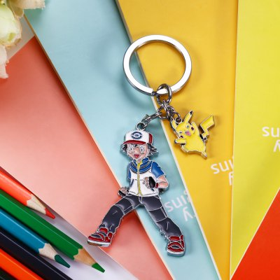 Classic Cartoon Character Zinc Alloy Key ChainKey Chains<br>Classic Cartoon Character Zinc Alloy Key Chain<br><br>Design Style: Other<br>Gender: Unisex<br>Materials: Zinc Alloy<br>Package Contents: 1 x Key Chain<br>Package size: 6.00 x 7.00 x 2.00 cm / 2.36 x 2.76 x 0.79 inches<br>Package weight: 0.044 kg<br>Product weight: 0.023 kg<br>Stem From: Japan<br>Theme: Animals,Movie and TV