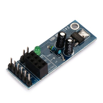 NRF24L01 Wireless Module With AMS1117 3.3V Stable Chip