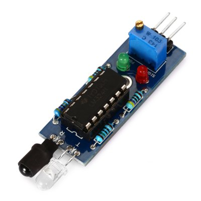 IR Obstacle Avoidance Sensor Line Tracking Module