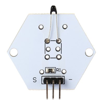 LDTR - 0008 Analog Temperature Sensor ModuleSensors<br>LDTR - 0008 Analog Temperature Sensor Module<br><br>Model: LDTR - 0008<br>Package Contents: 1 x Analog Temperature Sensor Module<br>Package Size(L x W x H): 7.00 x 5.00 x 2.00 cm / 2.76 x 1.97 x 0.79 inches<br>Package weight: 0.020 kg<br>Product Size(L x W x H): 3.50 x 3.30 x 0.80 cm / 1.38 x 1.3 x 0.31 inches<br>Product weight: 0.004 kg<br>Type: Analog Temperature Sensor Module