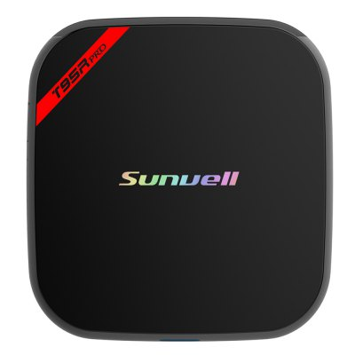 Sunvell T95Rpro TV Box Amlogic S912 Octa Core
