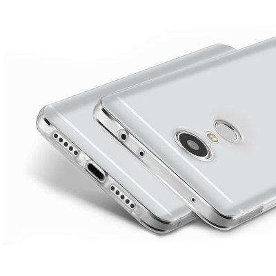 Luanke Transparent Phone Case for Xiaomi Redmi Note 4