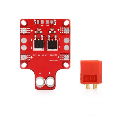 Power Distribution Board with 5V 12V OutputMulti Rotor Parts<br>Power Distribution Board with 5V 12V Output<br><br>Package Contents: 1 x PDB Board, 1 x Plug<br>Package size (L x W x H): 7.00 x 2.00 x 9.00 cm / 2.76 x 0.79 x 3.54 inches<br>Package weight: 0.026 kg<br>Product size (L x W x H): 3.50 x 0.30 x 5.00 cm / 1.38 x 0.12 x 1.97 inches<br>Type: Power Distribution Board