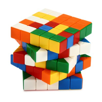 MO FANG GE Magic Cube 5 x 5 x 5 Brain TeaserClassic Toys<br>MO FANG GE Magic Cube 5 x 5 x 5 Brain Teaser<br><br>Age: Above 6 year-old<br>Difficulty: 5x5x5<br>Material: Plastic with Metal<br>Package Contents: 1 x Magic Cube<br>Package size (L x W x H): 8.00 x 8.00 x 8.00 cm / 3.15 x 3.15 x 3.15 inches<br>Package weight: 0.200 kg<br>Product size (L x W x H): 6.00 x 6.00 x 6.00 cm / 2.36 x 2.36 x 2.36 inches<br>Type: Magic Cubes