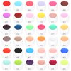 best 36 Pure Color UV Gel Nail Art DIY Decoration for Nail Manicure Gel Nail Polish Extension