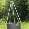 Aotu AT6320 Ultralight Camping Hanging Pot Tripod deal